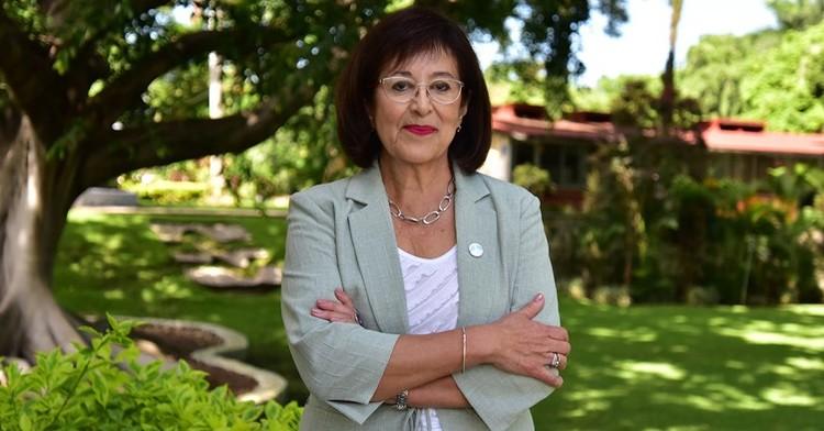 Dra. Georgina Izquierdo Montalvo