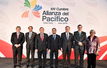 México participa en la XIV Cumbre de la Alianza del Pacífico