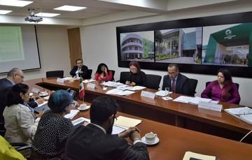 Sesiones de las Juntas de Gobierno de los REPSS del 1 al 5 de julio de 2019