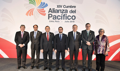 Mexico attends 14th Pacific Alliance Summit