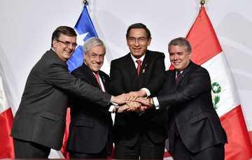 Concluye la XIV Cumbre de la Alianza del Pacífico