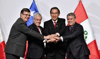 14th Pacific Alliance Summit comes to a close
