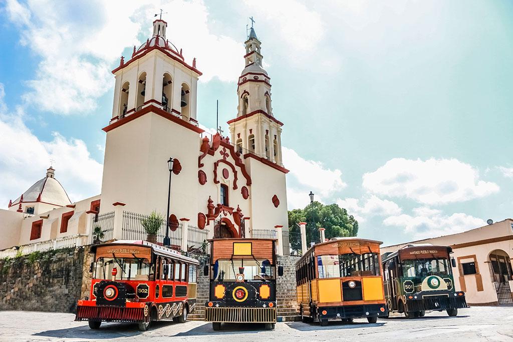Iglesia en Santiago, Nuevo León