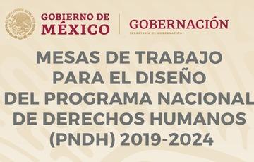 El Programa Nacional de Derechos Humano