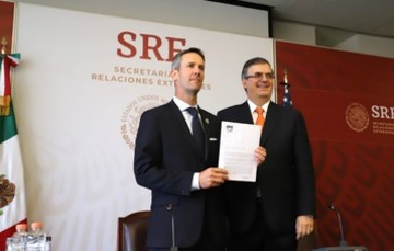 First part of OPIC investment agreement with Mexico is announced with US