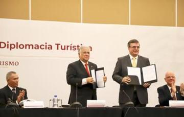 SECTUR, SRE inaugurate Tourism Diplomacy Board to promote Mexico abroad