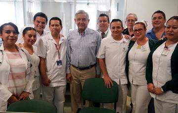 Diálogo con la Comunidad del Hospital Rural Buenavista, Michoacán