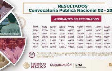 Convocatoria Pública Nacional 02 - 2019