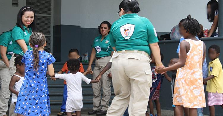 Oficiales de Protección a la Infancia