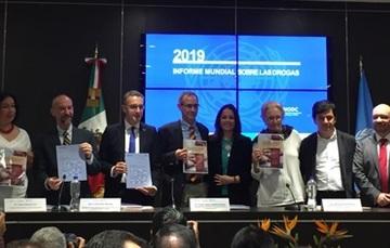 Presentación del Informe Mundial sobre las Drogas 2019