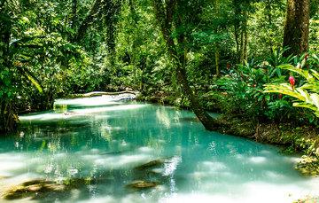 Cascadas de Villa Luz en Tapijulapa, Tabasco