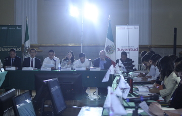 Instauran consejo de jurados del Premio Nacional de la Juventud 2019