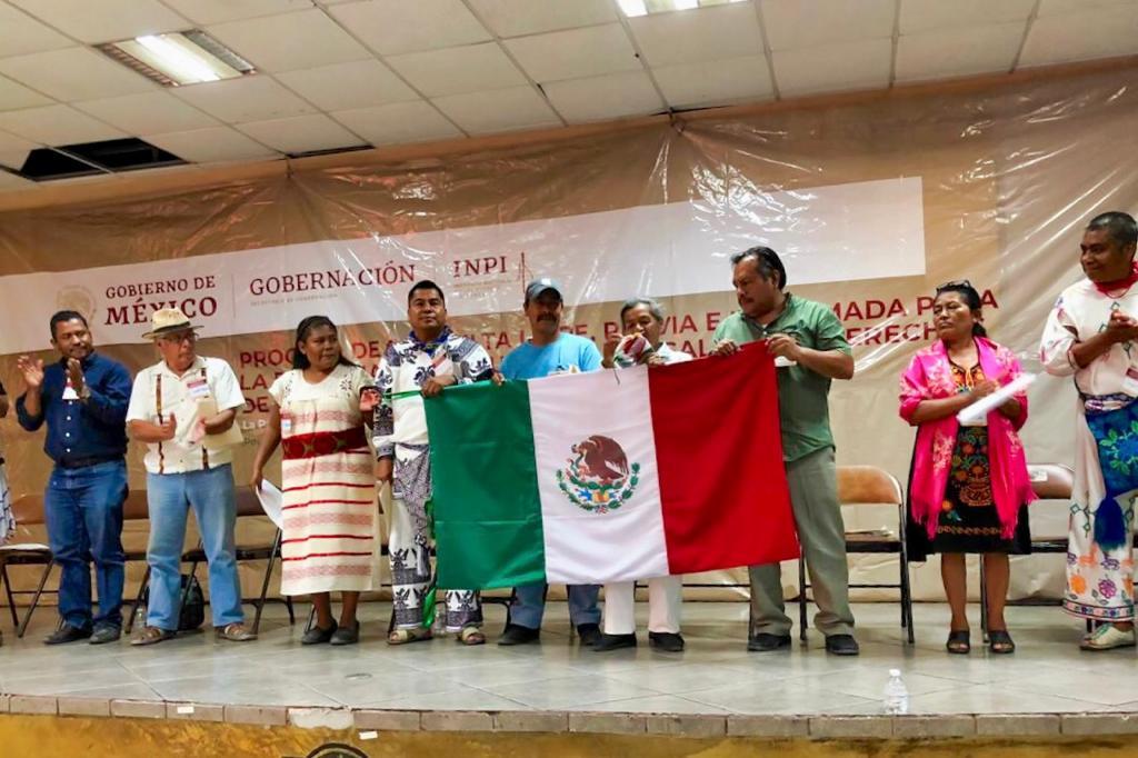 Cumplimiento de los Acuerdos de San Andrés, asignatura pendiente del Gobierno de México: Regino Montes.