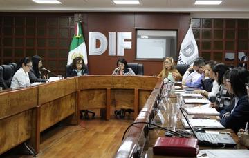 Cuarta Sesión Ordinaria del Comité Técnico de Adopción del SNDIF