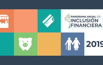 CNBV publica el Panorama Anual de Inclusión Financiera 2019