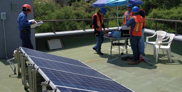 El INEEL contribuye en la publicación de los Estándares de Competencia para el sector fotovoltaico en México.
