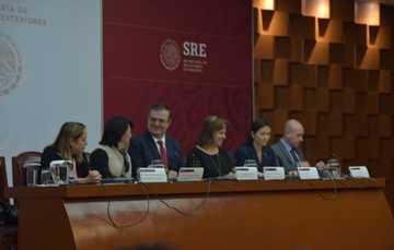 Presentación del modelo de cuidados alternativos para niñas, niños y adolescentes en situación de migración.