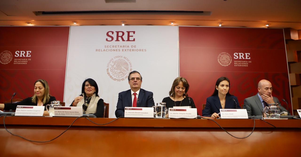 Se presentó modelo de cuidados alternativos para niñas, niños y adolescentes en situación de migración