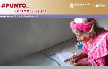 INEA ofrece diplomado de educación para personas jóvenes y adultas