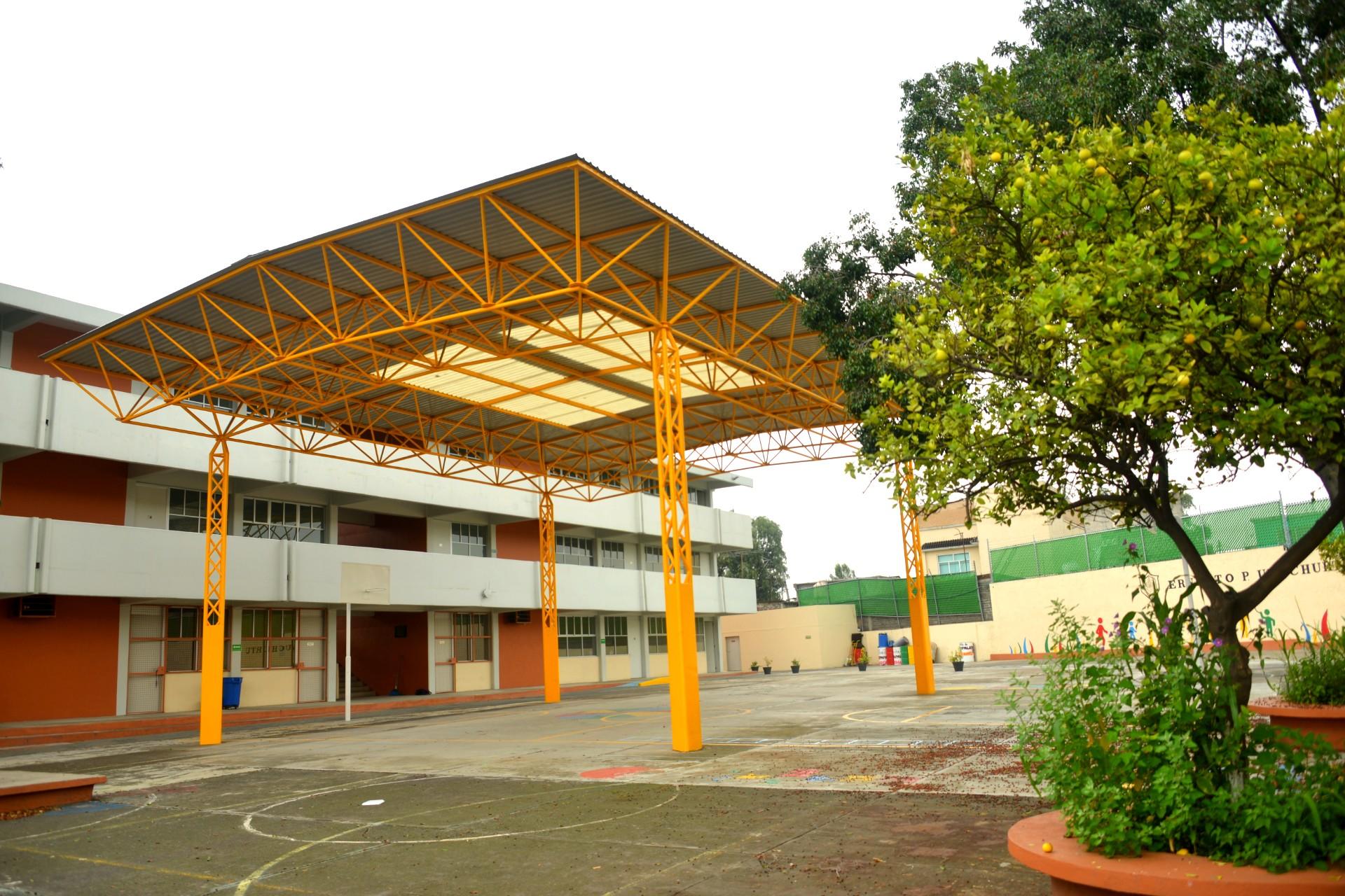 Escuela Ernesto P Uruchurtu