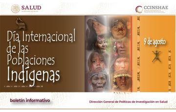 9 de Agosto Día Internacional de las Poblaciones Indígenas