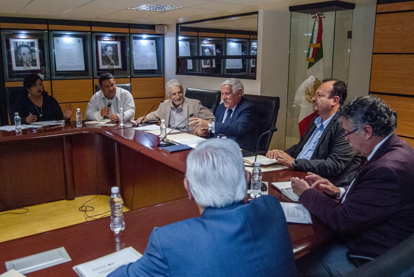 Se integrará una mesa de trabajo para fortalecer los programas en materia de pesca y acuacultura  y avanzar hacia la autosuficiencia alimentaria.