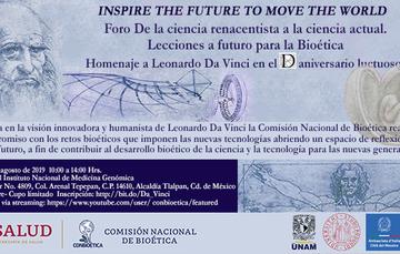 Foro en Homenaje a Leonardo Da Vinci