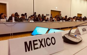 INECC participó en la delegación mexicana que representó a nuestro país en la 50ª reunión de los órganos subsidiarios de la Convención Marco de Naciones Unidas sobre el Cambio Climático