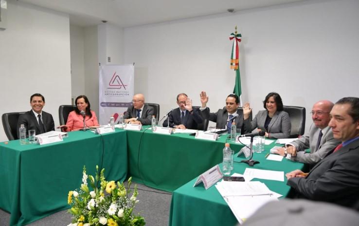Comité Coordinador del SNA aprueba últimas modificaciones a los formatos de declaración patrimonial y de intereses