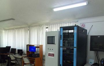 Acciones de eficiencia energética en el CERTE-INEEL La Ventosa, Oaxaca.