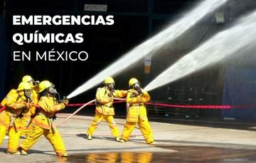 Emergencias químicas en México