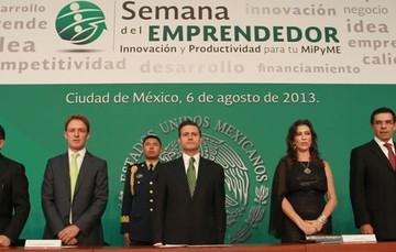 Semana del emprendedor para mover y transformar a México
