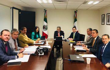 Sexta Sesión Ordinaria de la Comisión de Criterios del Tribunal Federal de Conciliación y Arbitraje
