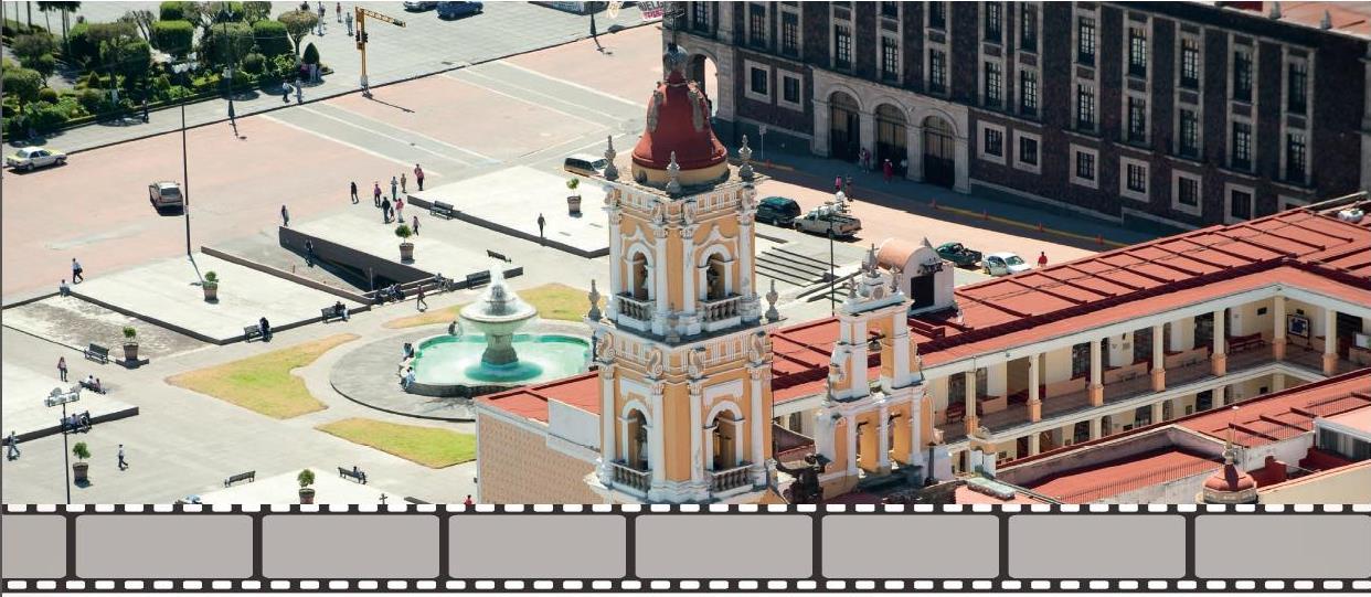 Segundo Festival Universitario de Cortometraje: Miradas de las Ciudades Mexiquenses