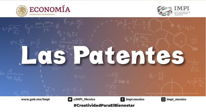 La patente, pieza clave que mejora la vida