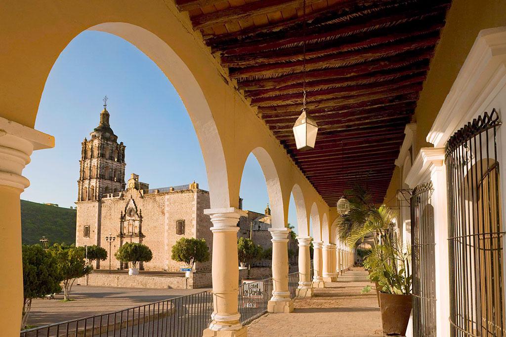 Parroquia de La Purísima Concepción en Álamos, Sonora