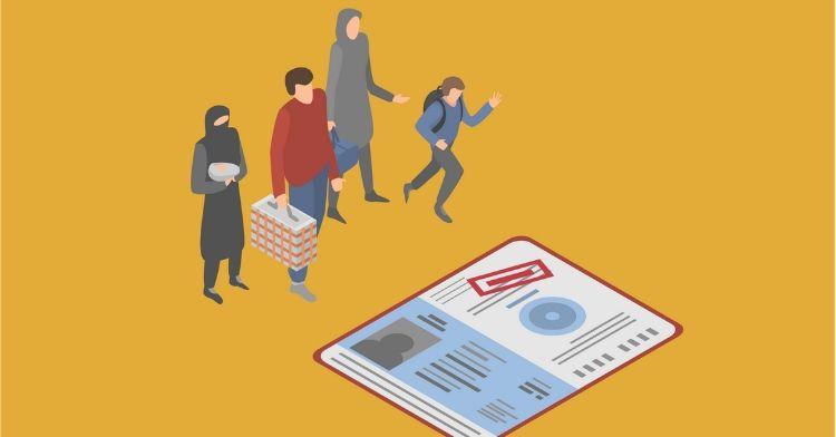Las personas migrantes están expuestas a innumerables riesgos