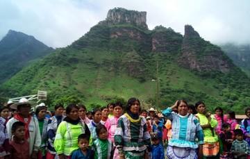 Entrega de la Beca Bienestar para las Familias de Educación Básica.