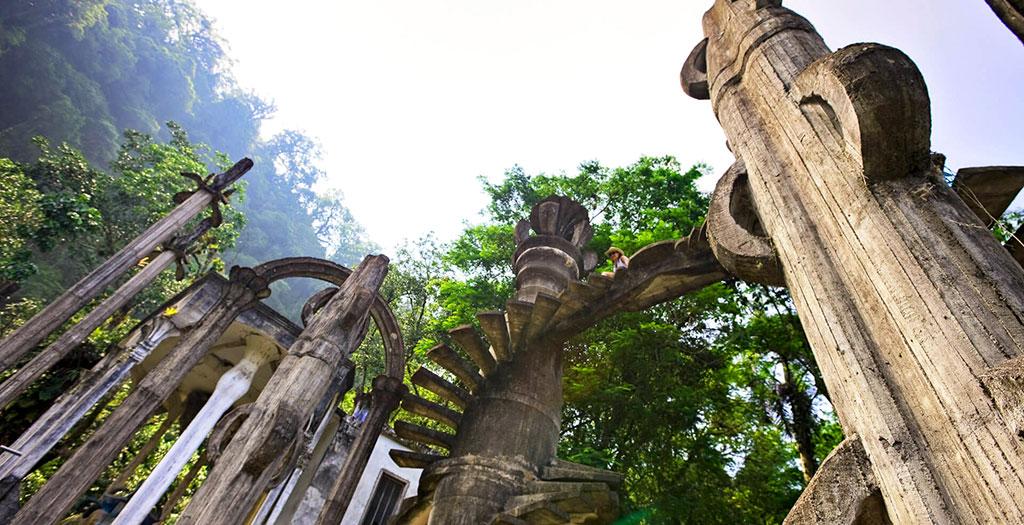 Las Pozas, Jardín Escultórico de Edward James, Xilitla, San Luis Potosí