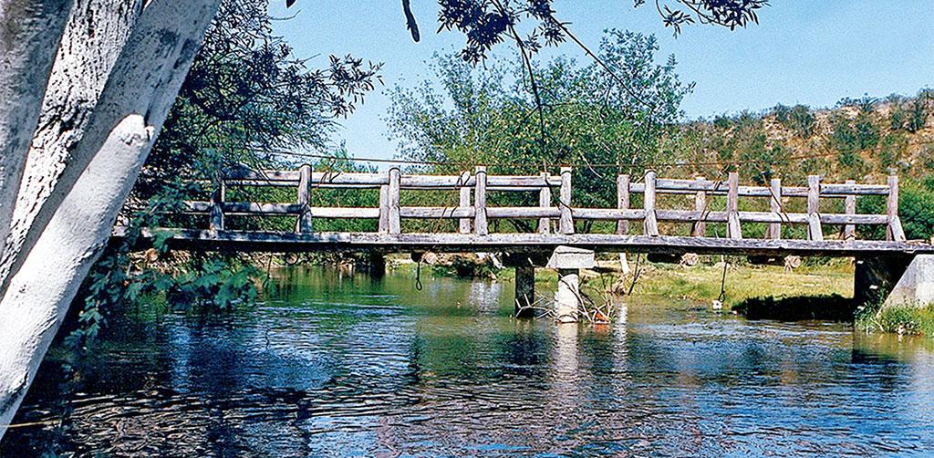 Parque Recreativo Las Blancas, Mier, Tamaulipas