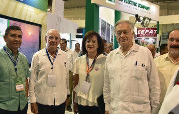 El INEEL presente en el congreso RVP da a conocer sus capacidades y experiencia de más de 40 años en el sector energía.