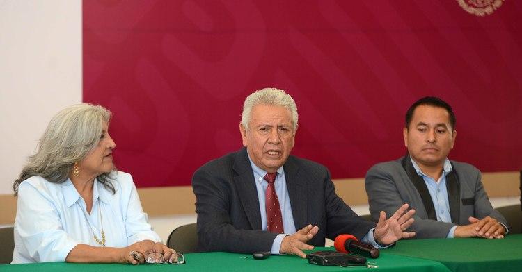 Respeto y no intervención en las decisiones de los trabajadores y a la autonomía de sus procesos organizativos garantiza el Procurador Agrario al nuevo sindicato de la Institución