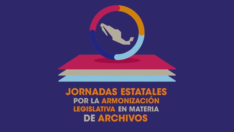 Texto que dice Jornadas estatales por la armonización legislativa