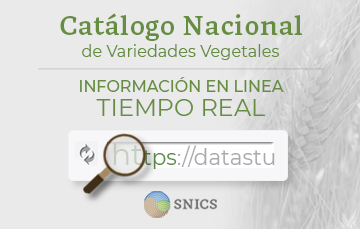 Catálogo Nacional de Variedades Vegetales (en línea)