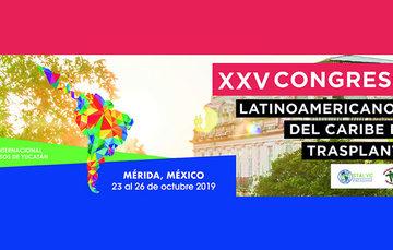 Invitación a Simposio Especial Transparencia en Donación y Trasplante de Órganos para Latinoamérica.