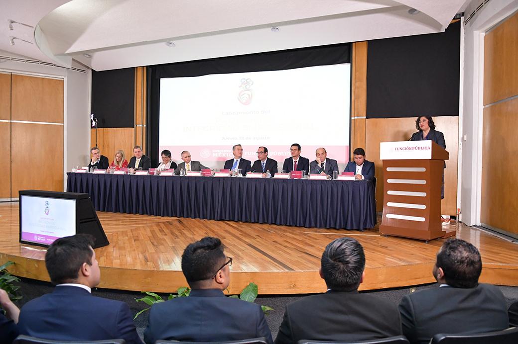 Función Pública lanza Padrón de Integridad Empresarial
