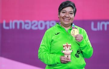Claudia Pérez Villalba logró el lugar de honor en TT7 y Martha Verdín se adjudicó la plata en TT4.