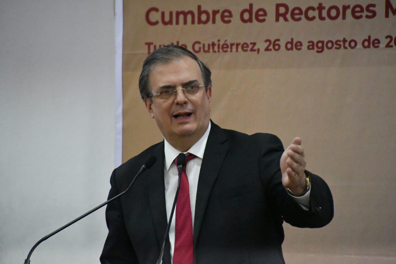 Se llevó a cabo la Cumbre de Rectores México-Centroamérica