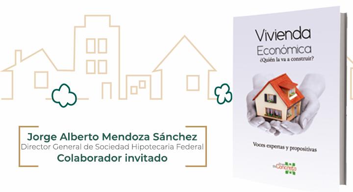 Portada del libro: vivienda económica: ¿quién la va a construir?