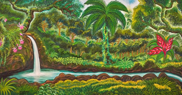 Con manejo rotativo de la agricultura de temporal y agroforestería de la selva, la etnia teenek  logra menor deforestación